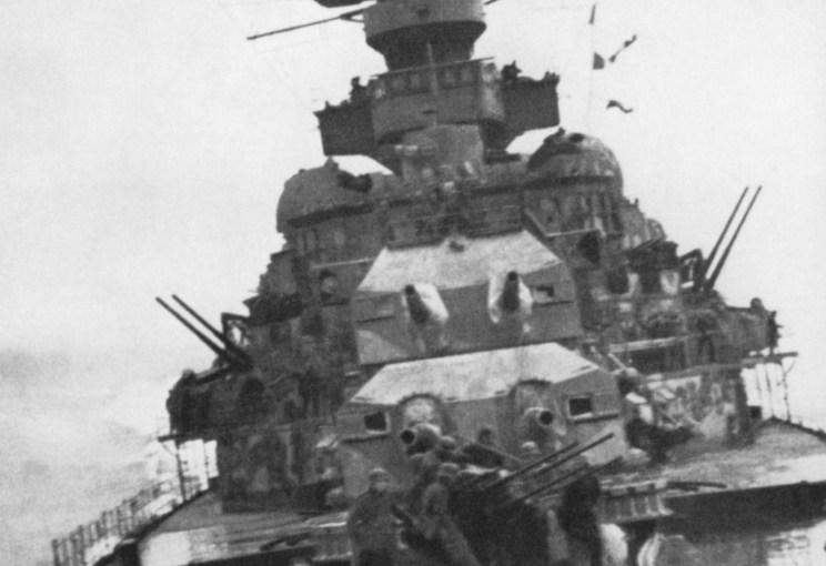 Prinz Eugen and Atomic Tests in Bimini