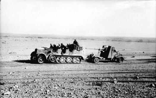 German-88mm-Artillery