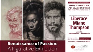 Renaissance of Passion: A Figurative Exhibition