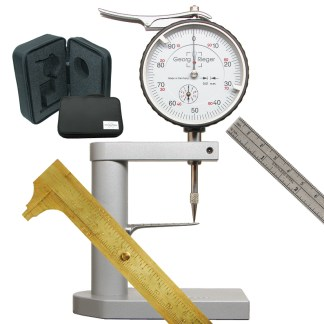 Rulers and Micrometers