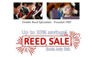 Charles Double Reed Company - Founded 1983