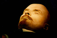 LENIN IN REPOSE