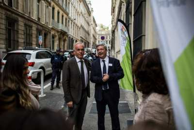 Dominique TIAN et Stéphane THIEBAUT