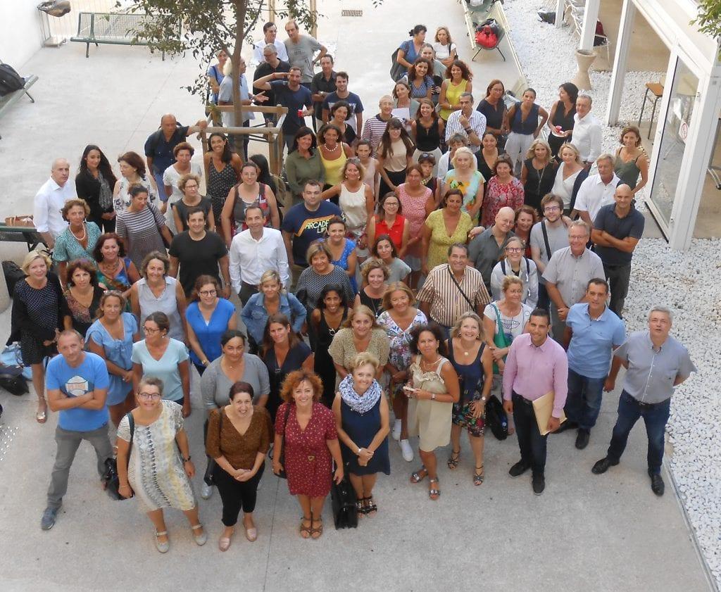 Les enseignants de Péguy