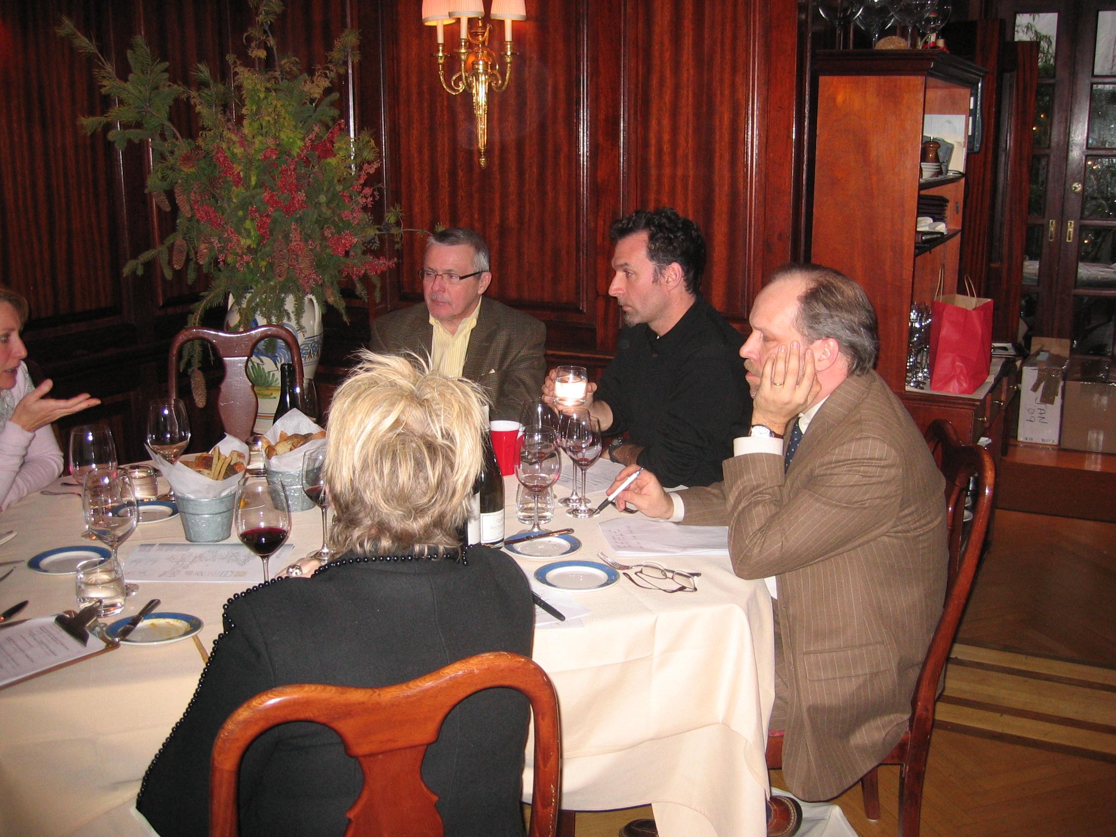Francais Monologue C F H G D M France Creamer And Plate