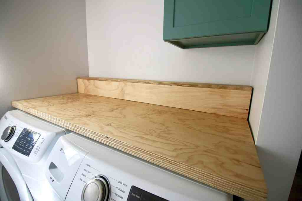Plywood Countertop Finish Orc: Diy Plywood Countertop • Charleston Crafted