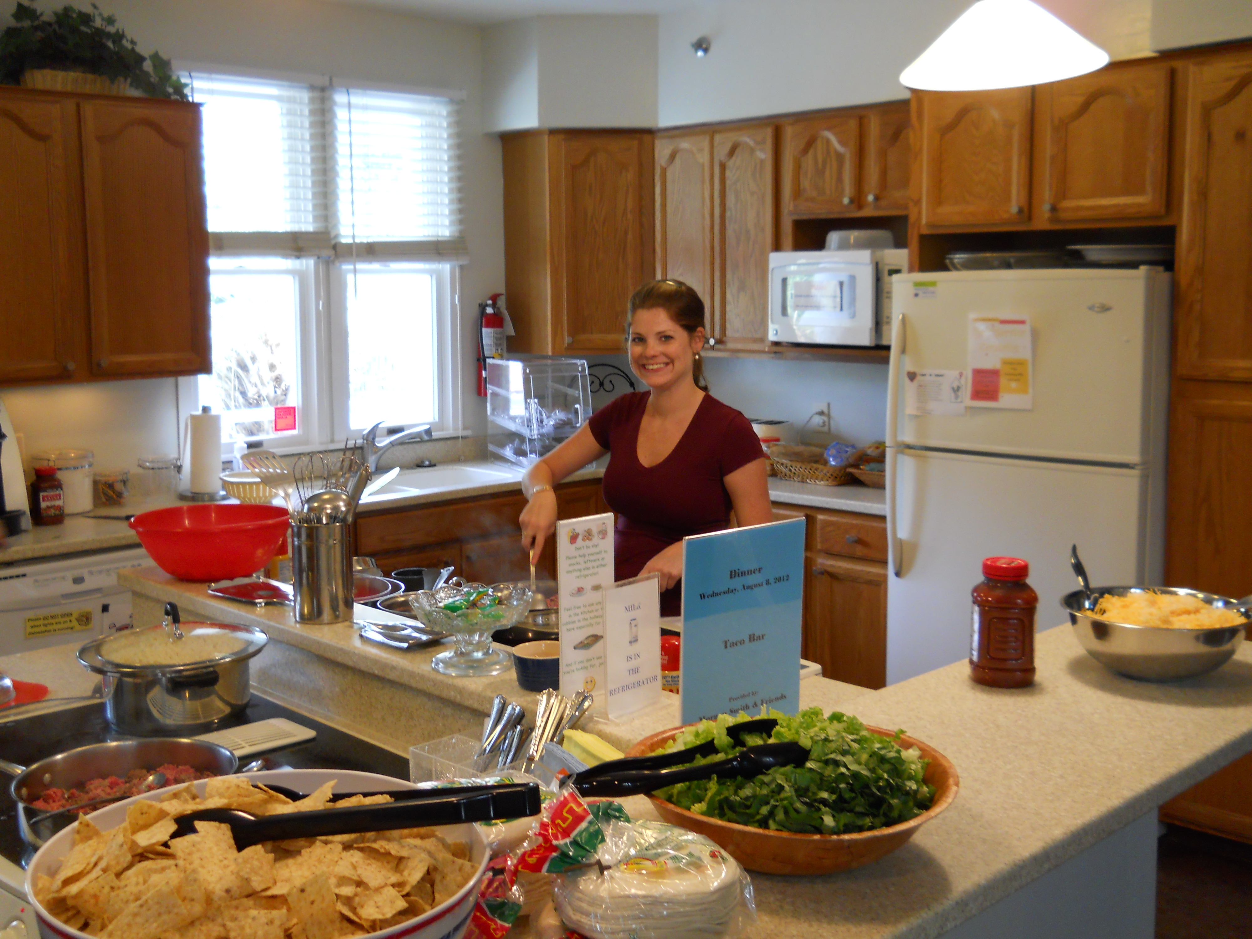 Taco Thursday Goes To The Ronald McDonald House • Charleston Crafted