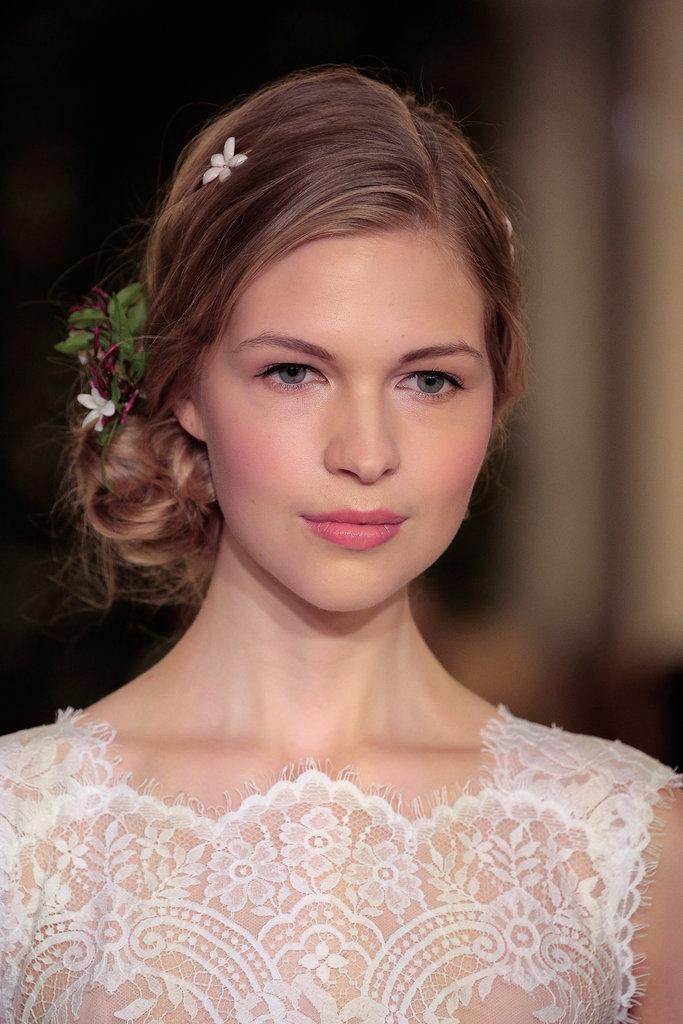 Hair Salon Tips | Clean, Natural Bridal Hair + Makeup