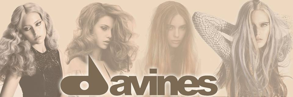 Hair Salon Styles With Davines
