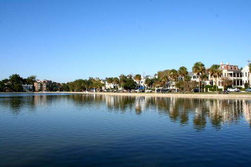 Harleston Village, Colonial Lake Charleston SC