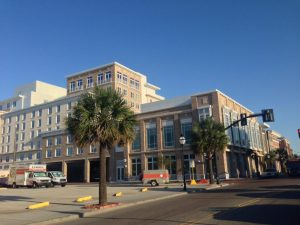 hyatt hotel charleston sc peninsula