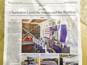 luring the young and the restless to charleston wsj