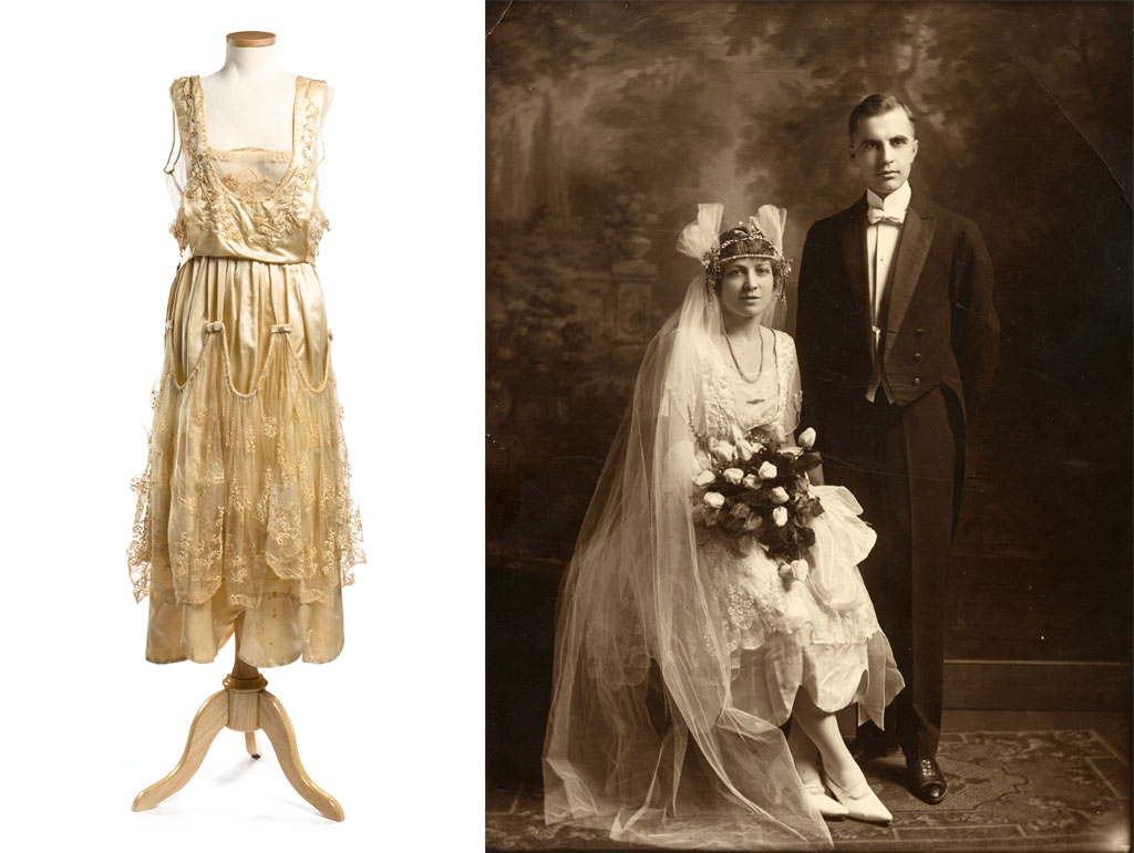 News And Events » 1920s Wedding