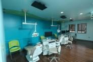 Photo of hygiene treatment area