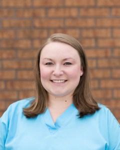 Staff Portrait Tabby