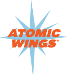Atomic Wings Logo