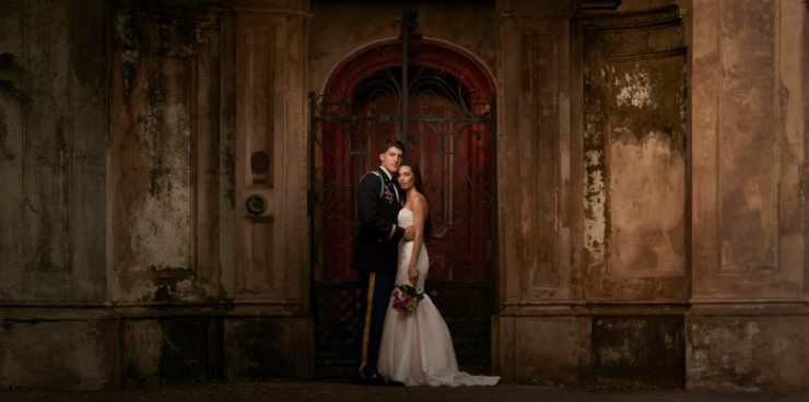 Nicholas Gore Weddings - Downtown Charleston, SC