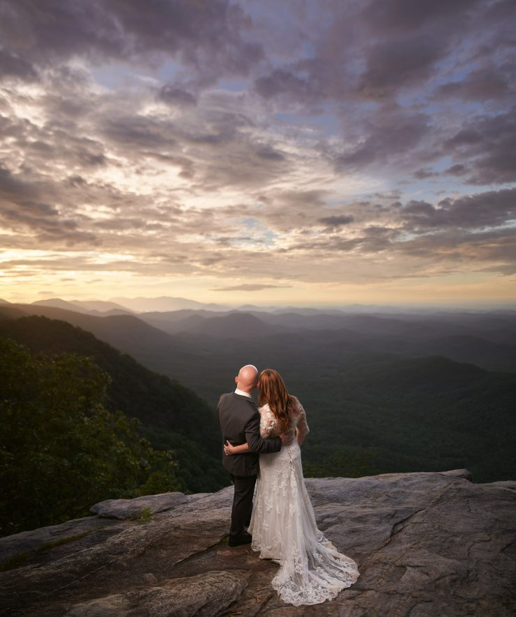 Pretty Place Chapel Wedding - Greenville SC Wedding - Nicholas Gore Weddings