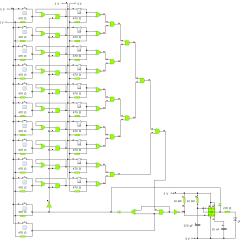 Electronic Number Lock Circuit Diagram 2002 Saturn Sl Radio Wiring 7400 Logic Combination Charles Wilkinson