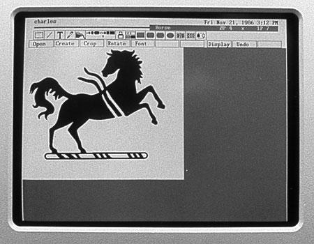 Microcomposer Raster Graphics Editor