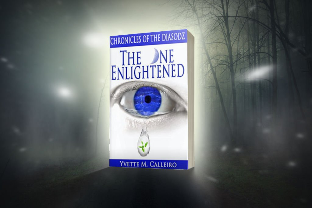 theoneenlightened_cover