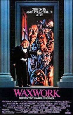 Waxworkposter