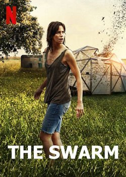 The Swarm movie poster