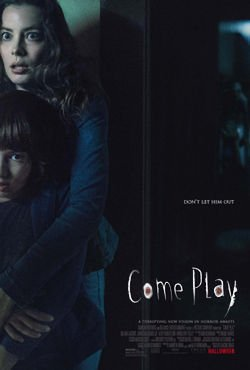 Come Play poster