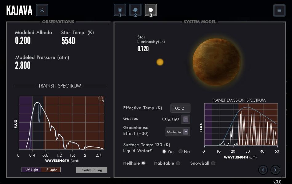 New Kajava Interface