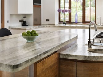 granite fantasy brown countertops kitchen cabinets wood worksurfaces quartz martha stewart worksurface dupont island backsplash colors
