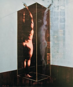 Male Figure Series #15 | The Art of Charley Brown