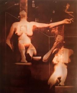 Smoking Women #2   The Art of Charley Brown