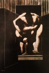 Wrestling Men #1 | The Art of Charley Brown