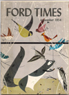 Ford Times | November 1954 | Charley Harper Prints | For Sale