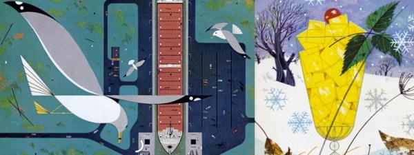 Commercial Works | Charley Harper Prints | For Sale