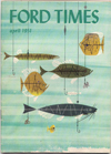 Ford Times | 1951 Mar-Apr | Charley Harper Prints | For Sale