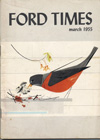 Ford Times | January 1955 | Charley Harper Prints | For Sale
