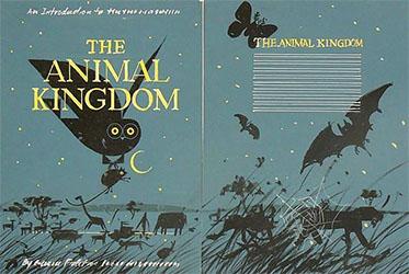The Animal Kingdom Book | Charley Harper Prints | For Sale
