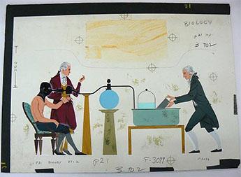 Lavoisier | Charley Harper Prints | For Sale