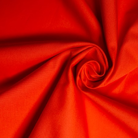 Holiday Red Poplin