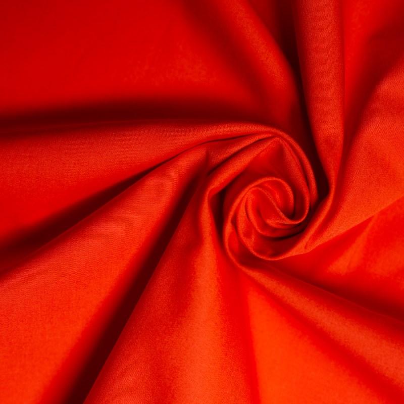 Holiday Red Poplin