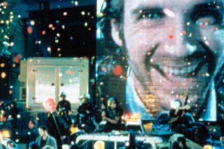 screen shot from the movie Strange Days