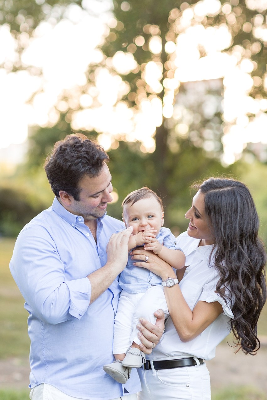 One Year Portraits, Charlie Juliet Photography