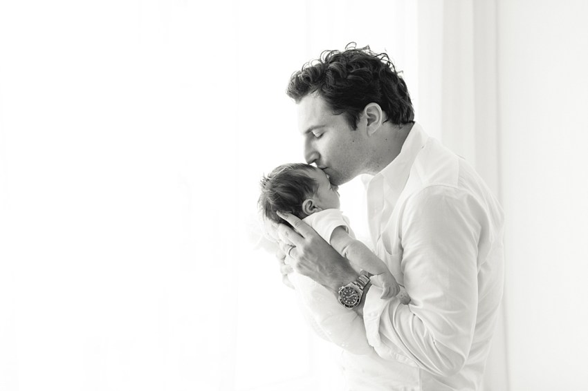 Upper East Side Newborn Portraits, Charlie Juliet Photography