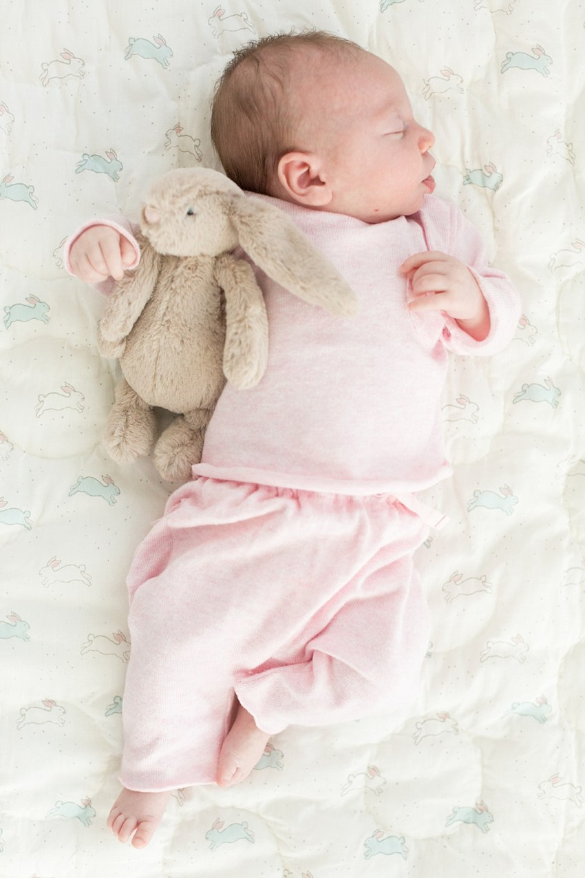 Ellie's Tribeca Newborn Portraits, Charlie Juliet Photography
