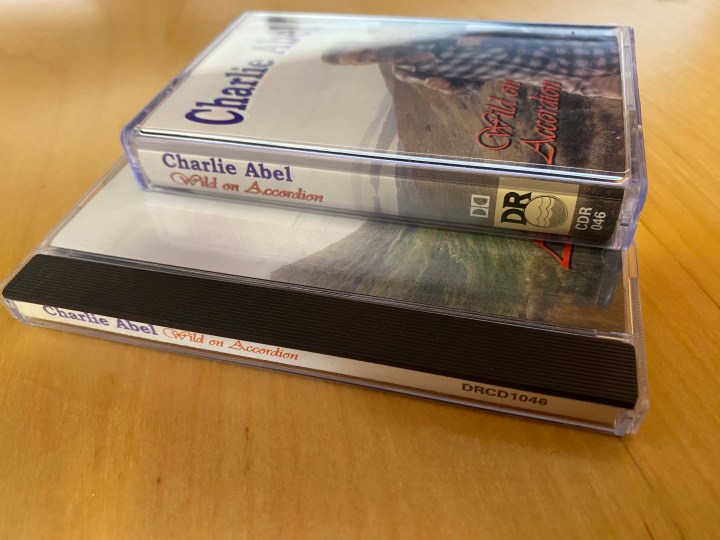 CD and Cassette Wild on Accordion