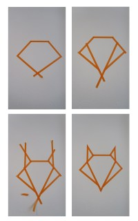 DIY - Origami Wall Art