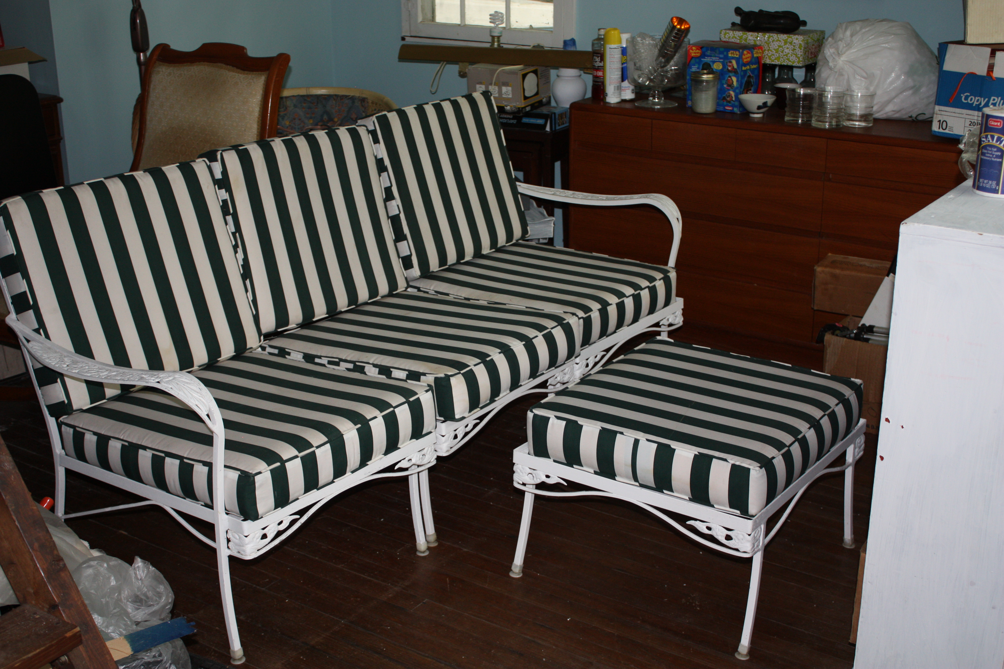 Retro Lawn Chairs Vintage Patio Furniture Let 39s Face The Music