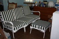Vintage Patio Furniture  Let's Face the Music