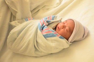 Baby James Sleeping in peace (1 of 1)
